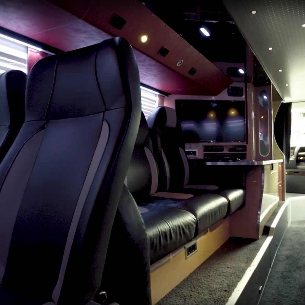 Premium Nightliner DD45