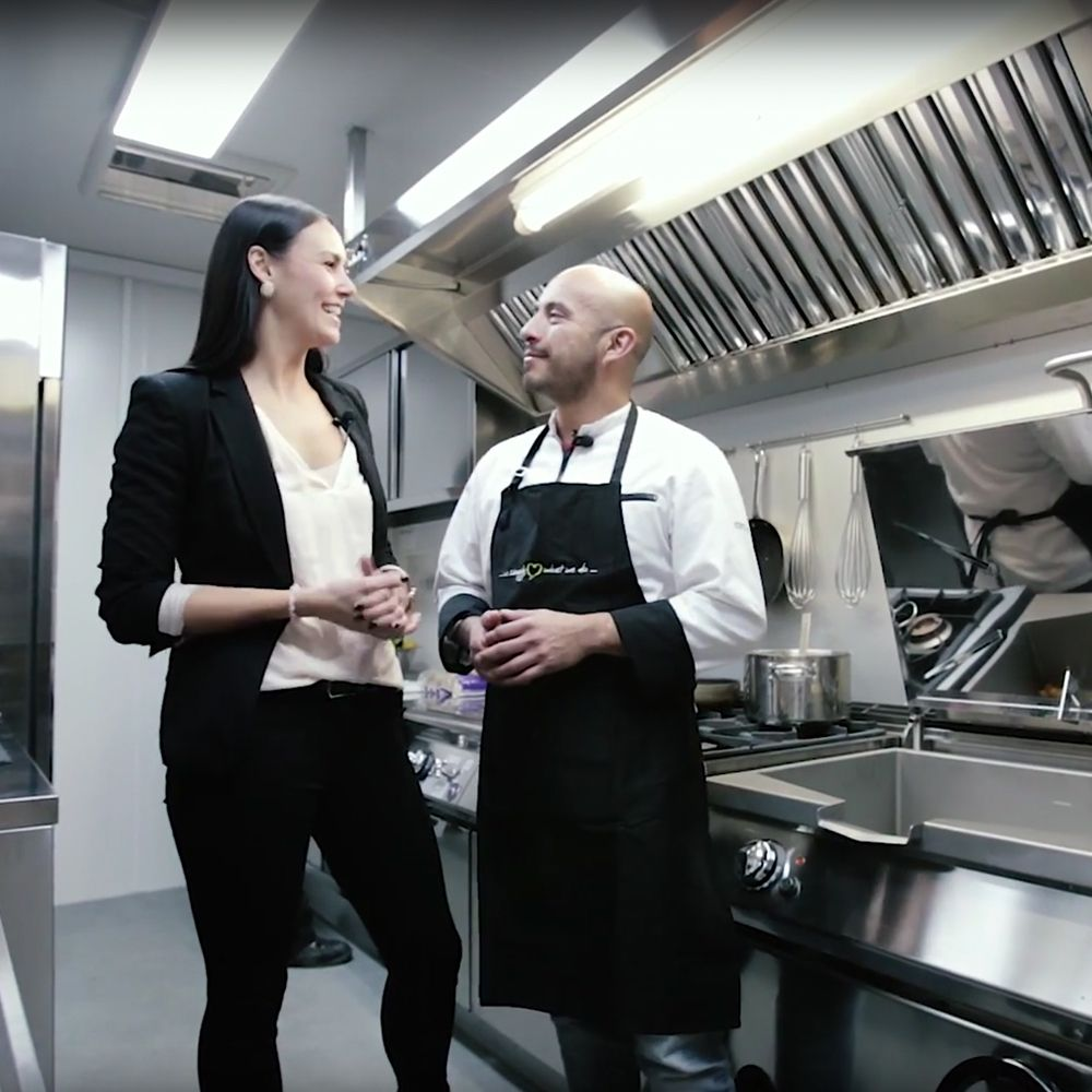 eila easy tourer - kitchen pure