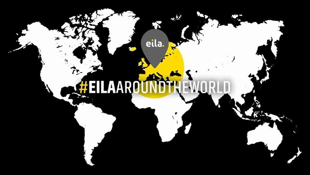 eila - around the world
