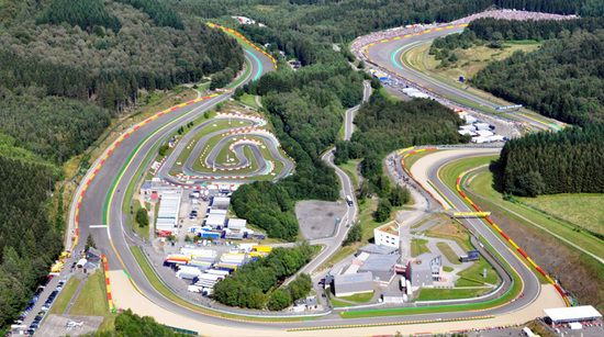 Spa Francorchamps | TCR Europe