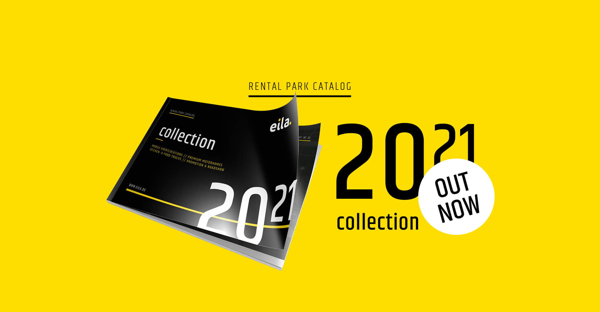 Rental park catalog collection 2021